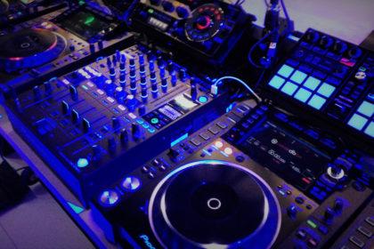 DJ Falk Schuhmann - Equipment